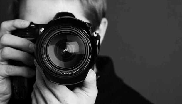 fotografia preto e branco de qualidade