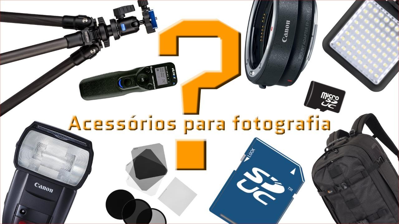 acessorios fotografia