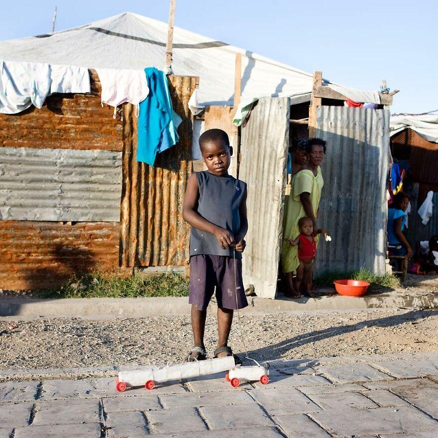 #2 Rivaldo Fesna, 5, Porto Príncipe, Haiti