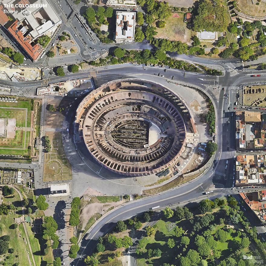 Coliseu (Roma, Itália)