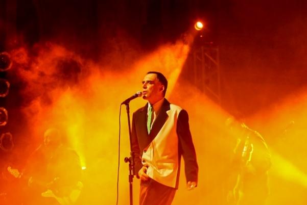 Show com Arnaldo Antunes em São Paulo