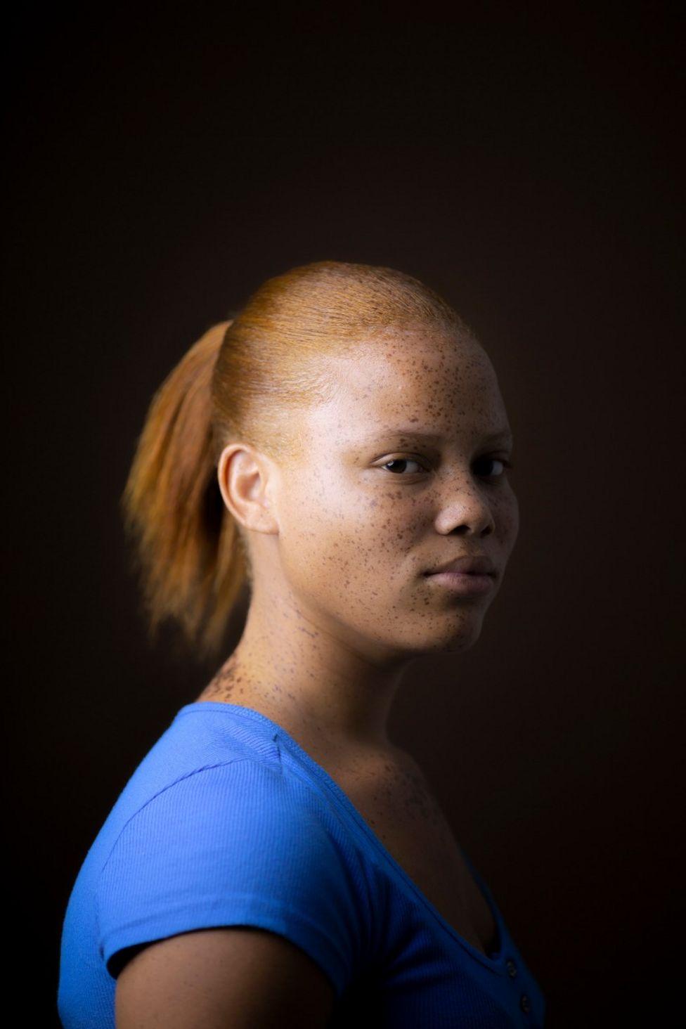 Marteka Nembhard - Jamaica - nascida em 2005