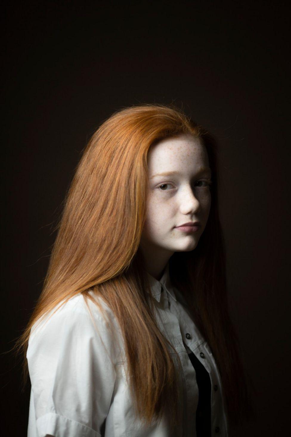 Lucy Fleming - Escócia - nascida em 2005