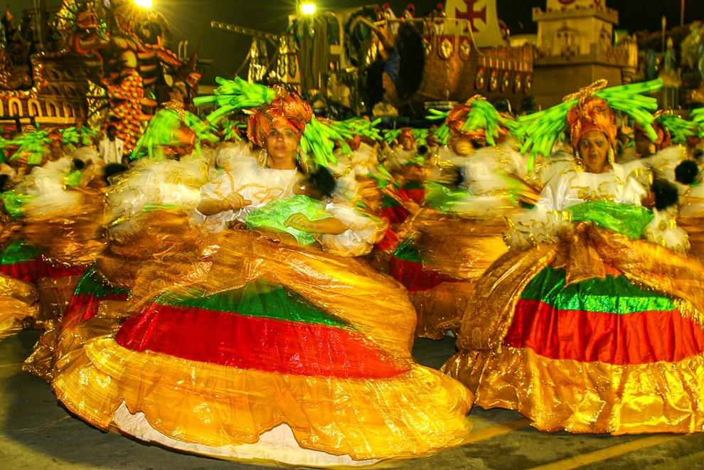 Baianas Carnaval Fotografia
