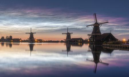 A magia dos moinhos de vento da Holanda, pelo brasileiro: Gustavo Cabral